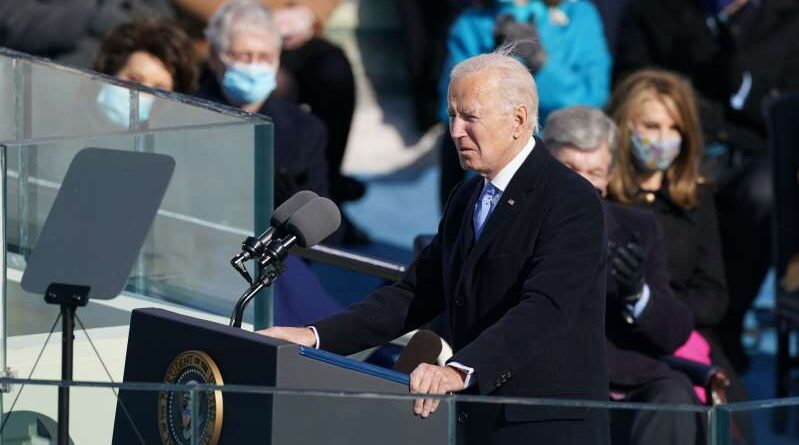 Joe Biden firmará 17 decretos en su primer día como presidente de los Estados Unidos