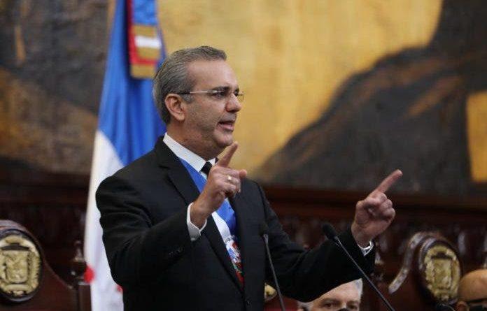 Presidente Abinader: «La alimentación del pueblo está garantizada»