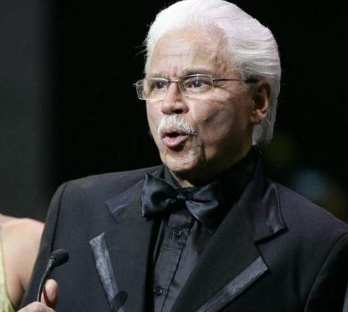 legendario músico dominicano