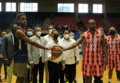 Inauguran Torneo de Baloncesto, pro la unidad sectorial.