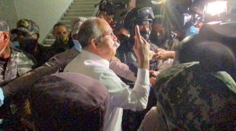 Faña deberá cumplir la medida de coerción en la cárcel de Najayo Hombres, en San Cristóbal.