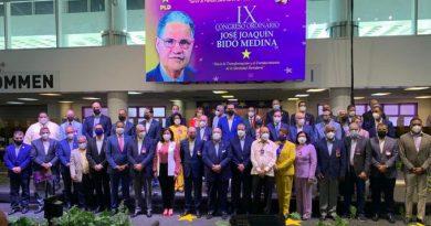 Danilo Medina encabezará el cierre del congreso PLD