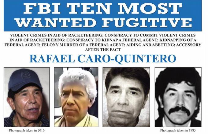 Presidente de México justifica liberación de Caro Quintero