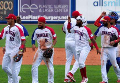 Equipo de béisbol de la República Dominicana clasifica a juegos olímpicos de Tokio