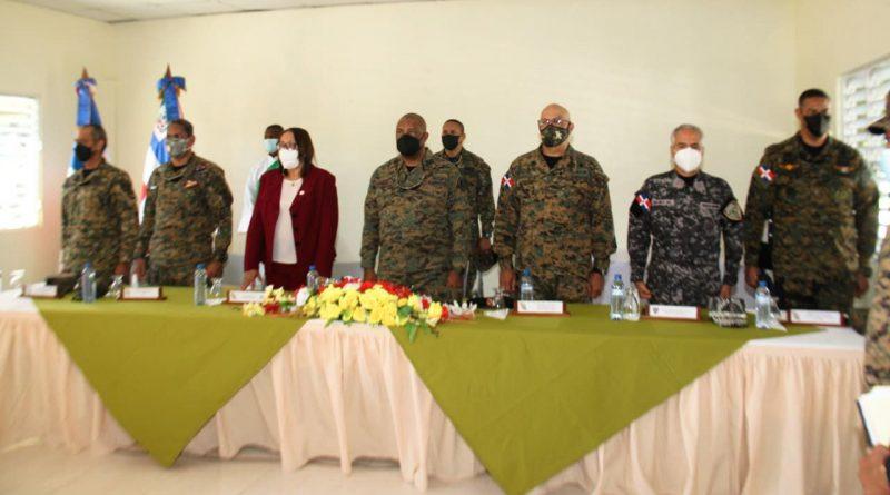 """Graduación del curso de Operaciones Fronterizas Terrestres """"Montañeros""""."""