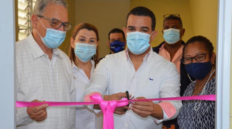 Fundación Richard Ortiz Remoza Comedor del Dispensario médico San Pedro Apóstol