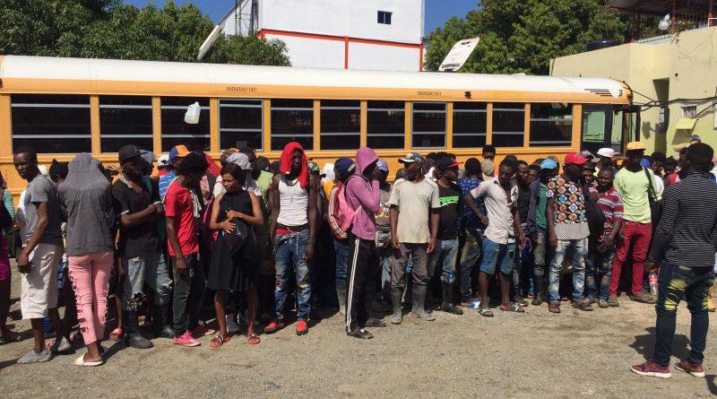 Cuarta Brigada del Ejército Nacional apresa y repatria a 93  haitianos indocumentados