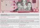 Banco Central emite nuevo billete de RD$200 con cambio en el hilo de seguridad