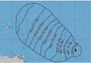 Huracán Sam intensifica sus vientos al trasladarse por el Atlántico